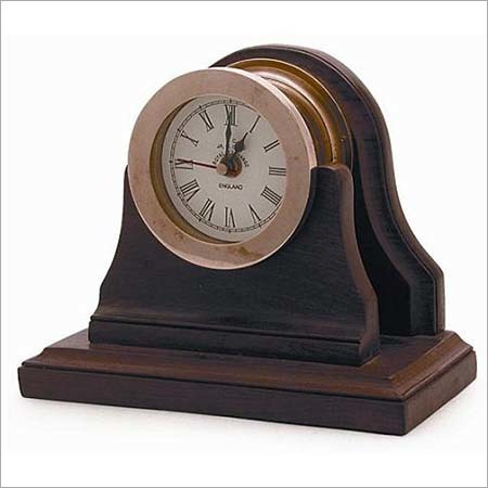 Wooden Table Clocks