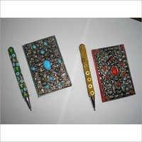 Pen & Diary Key Chain