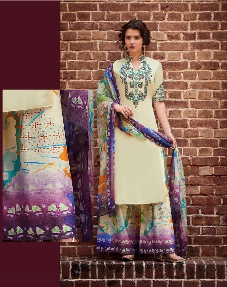 Exlusive Modern Designer cotton suit