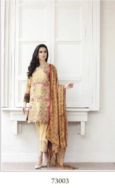 Fancy Cotton Pakistani Suit