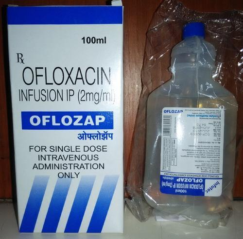 Ofloxacin 100 Ml Infusion