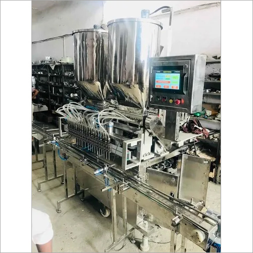 Paste Pouch Packaging Machine