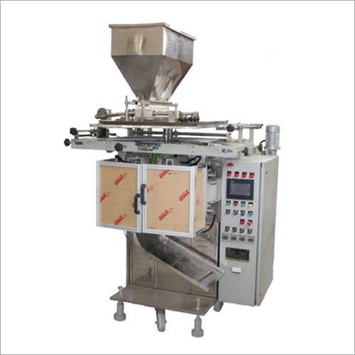 Multi Track Powder Packaging Machine