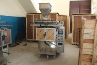 multi track packing machine for powder