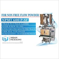 Powder Pouch Packaging Machines