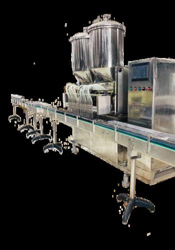 Multi Head Viscous Liquid Filling Machines