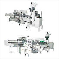 Carton Box Filling Packing Machine