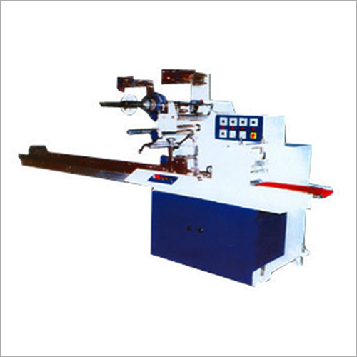 Horizontal Flow Wrapper Machine