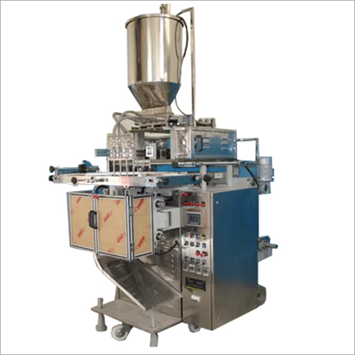 Lotion Pouch Packaging Machine