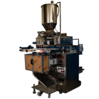 Multi Track Paste Packaging Machine