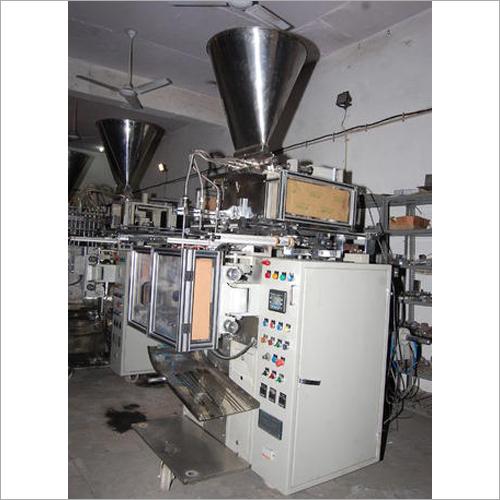 Vaseline Pouch Packaging Machine
