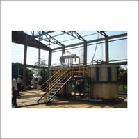 Distilling Aromatic Plant