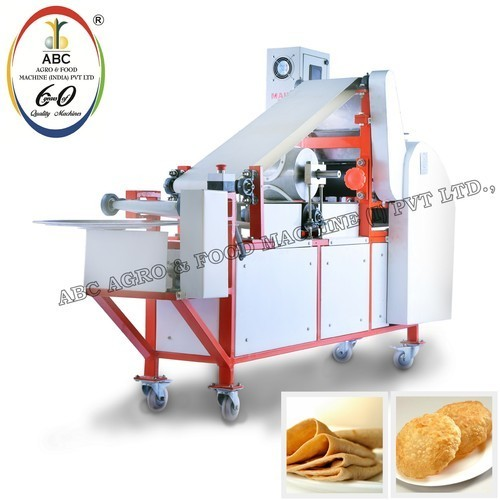 Chapati Forming Machine