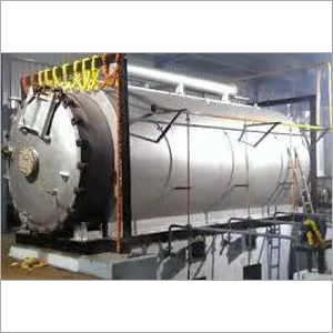 Waste Tyre Pyrolysis Plant To Oil