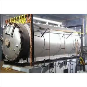 Waste Tyre Pyrolysis Plant To Oil