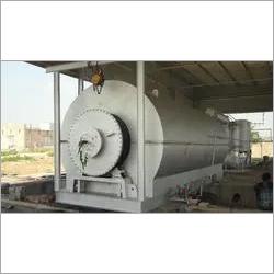 10 Ton & 5 Ton Pyrolysis Oil Plant