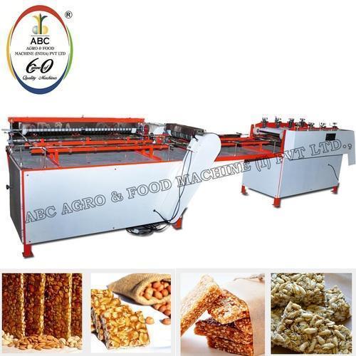 Semi Automatic Chikki Rolling And Cutting Machine