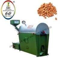 Salted Peanut Roaster Machine