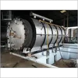 Automatic Waste Tire Recycling Pyrolysis Machine