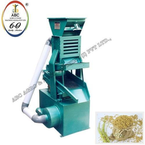 Poha Making Machine