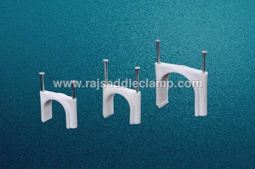 cPVC & uPVC Nail Clamp