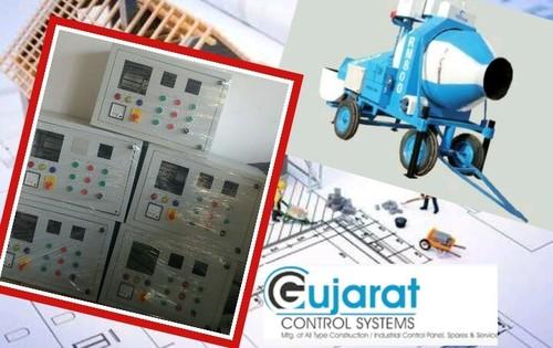 Reversible mixer control panel