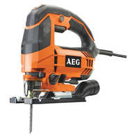 AEG Pendulum Jigsaw With Top Handle