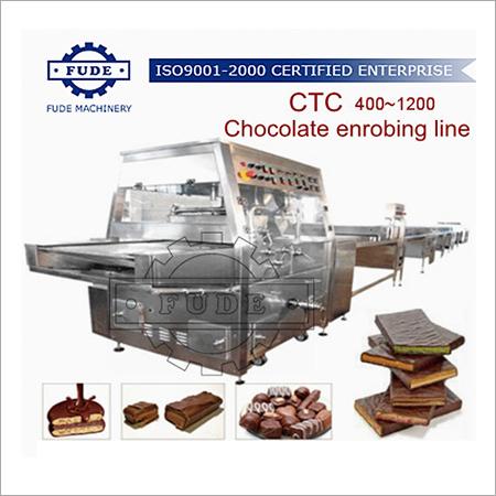 CTC1000 Enrobing line