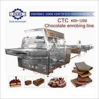 CTC1200 Chocolate Enrobing line