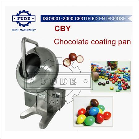 CBY600 Chocolate coating pan