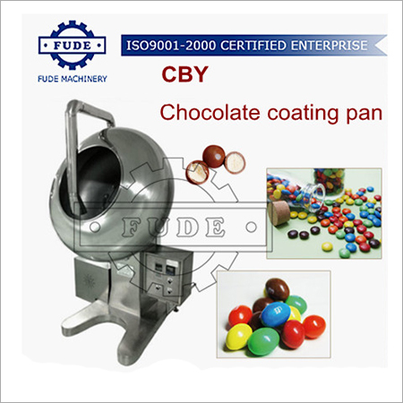 CBY800 Chocolate coating pan