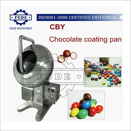 CBY1250Chocolate coating pan