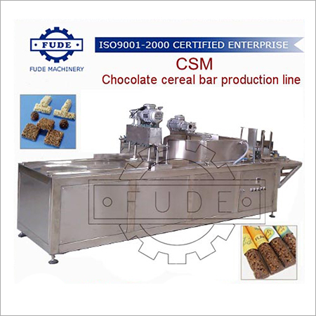 Chocolate Creal Bar Line