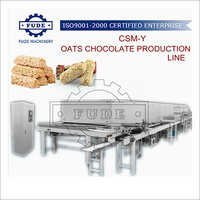 CSM-Y OATS CHOCOLATE PRODUCTION LINE