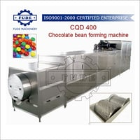CQD400 Chocolate bean forming machine