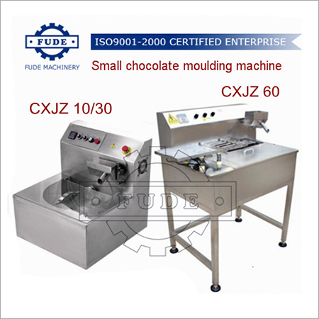 CXJZ30 Chocolate tempering moulding machine
