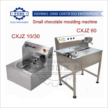 CXJZ60 Chocolate tempering moulding machine