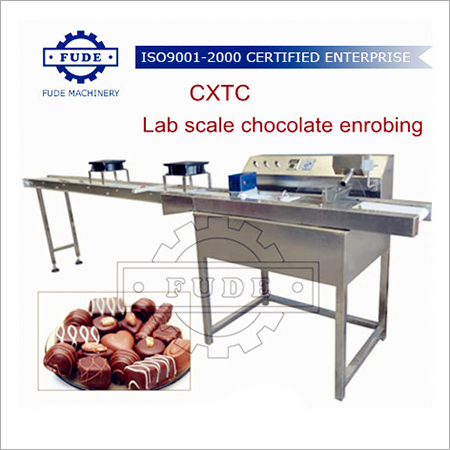 CXTC Lab scale chocolate enrobing line