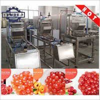 CB200 automatic popping boba production line