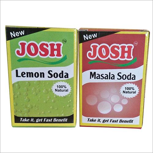 Flavoured Soda Premix Powder