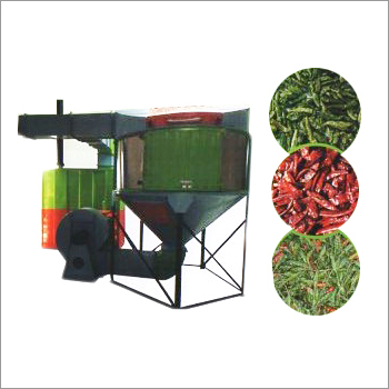 Chilly (Red & Green) Dryer Machine