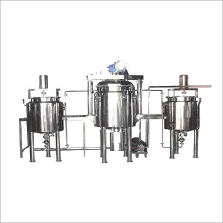 Liquid Manufacturing Machine