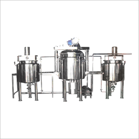 Liquid Manufacturing Machine