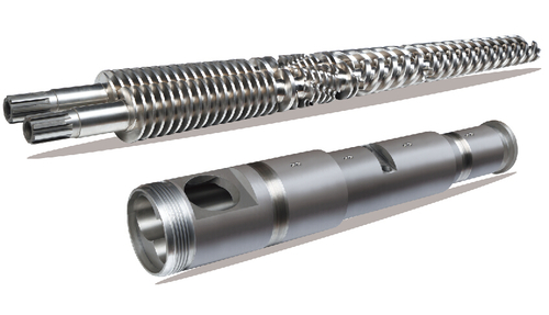 Conical Screw & Barrel