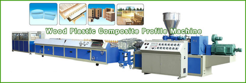 Conical Twin Screw Extruder PVC Compounding Plants