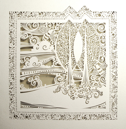 Paper Laser Cutting Designs