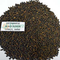 Vietnamese Black Pepper Cleaned