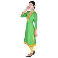 Designer Indian Wear Women Rayon Kurti