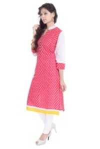Trendy cotton kurti New