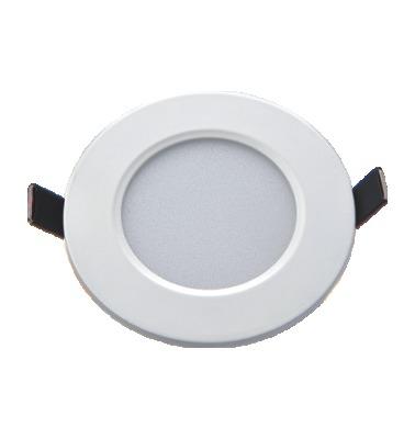 LED Backlit Panel 6W Round
